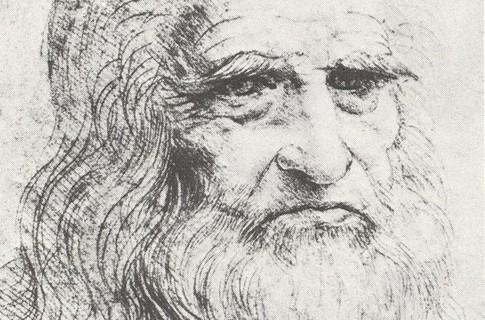 Итальянские ученые нашли автопортрет 20-летнего Леонардо да Винчи
